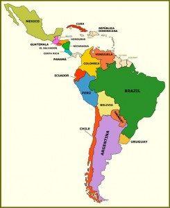 Resultado de imagen para latinoamerica
