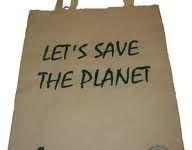 Definición de Bolsa ecológica