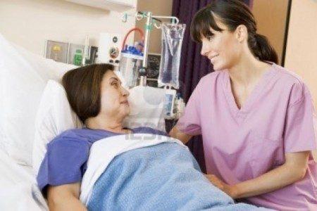 Cuidado de enfermería