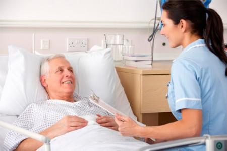Ingreso hospitalario