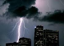 Definición de Tormenta eléctrica