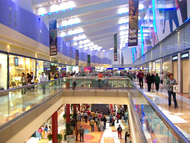 Definici n de centro comercial concepto en definici n abc for Local en centro comercial madrid