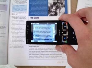 Podemos ver que no solo un escaner es capaz de reconocer letras y tipo.