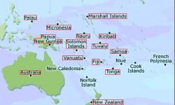 Definición de Oceanía