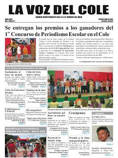 Periódico Escolar