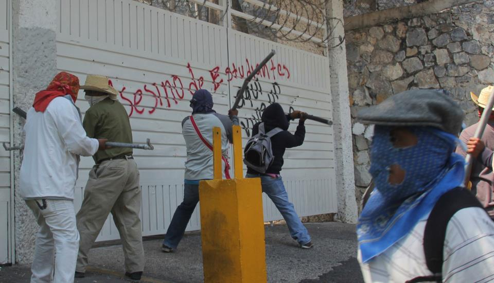 Actos vandálicos