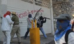 Definición de Actos vandálicos