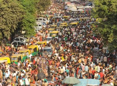 Superpoblacion-india