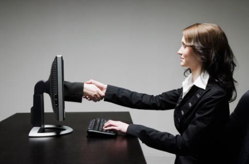 Definici n de contacto virtual concepto en definici n abc for Oficina definicion