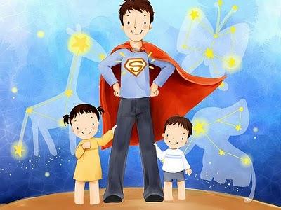 Superheroe-padres