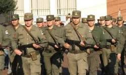 Definición de Gendarmería