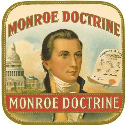 Doctrina-Monroe