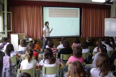 Charla sobre exámenes de bachillerato