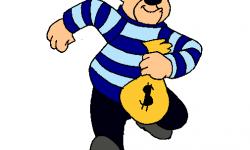 Definición de Ladrón