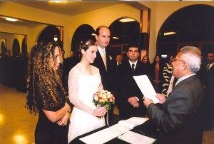 Matrimonio Romano Definicion : Definición de matrimonio civil concepto en definición abc