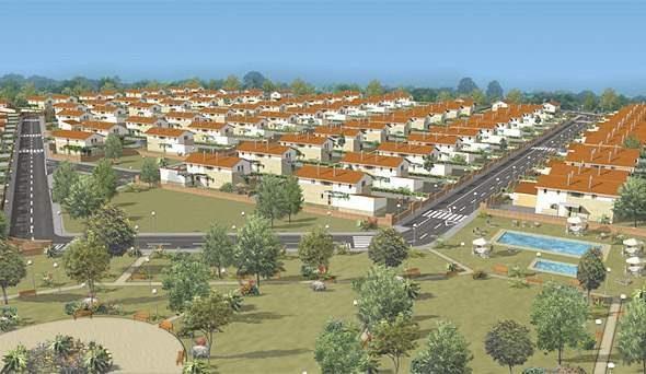 Definición de Urbanización