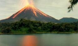 Definición de Volcán