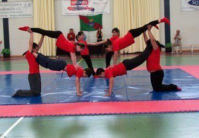 Definici n de acrosport concepto en definici n abc for Definicion de gimnasia