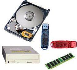 Guardar física o virtualmente archivos de datos de todo tipo