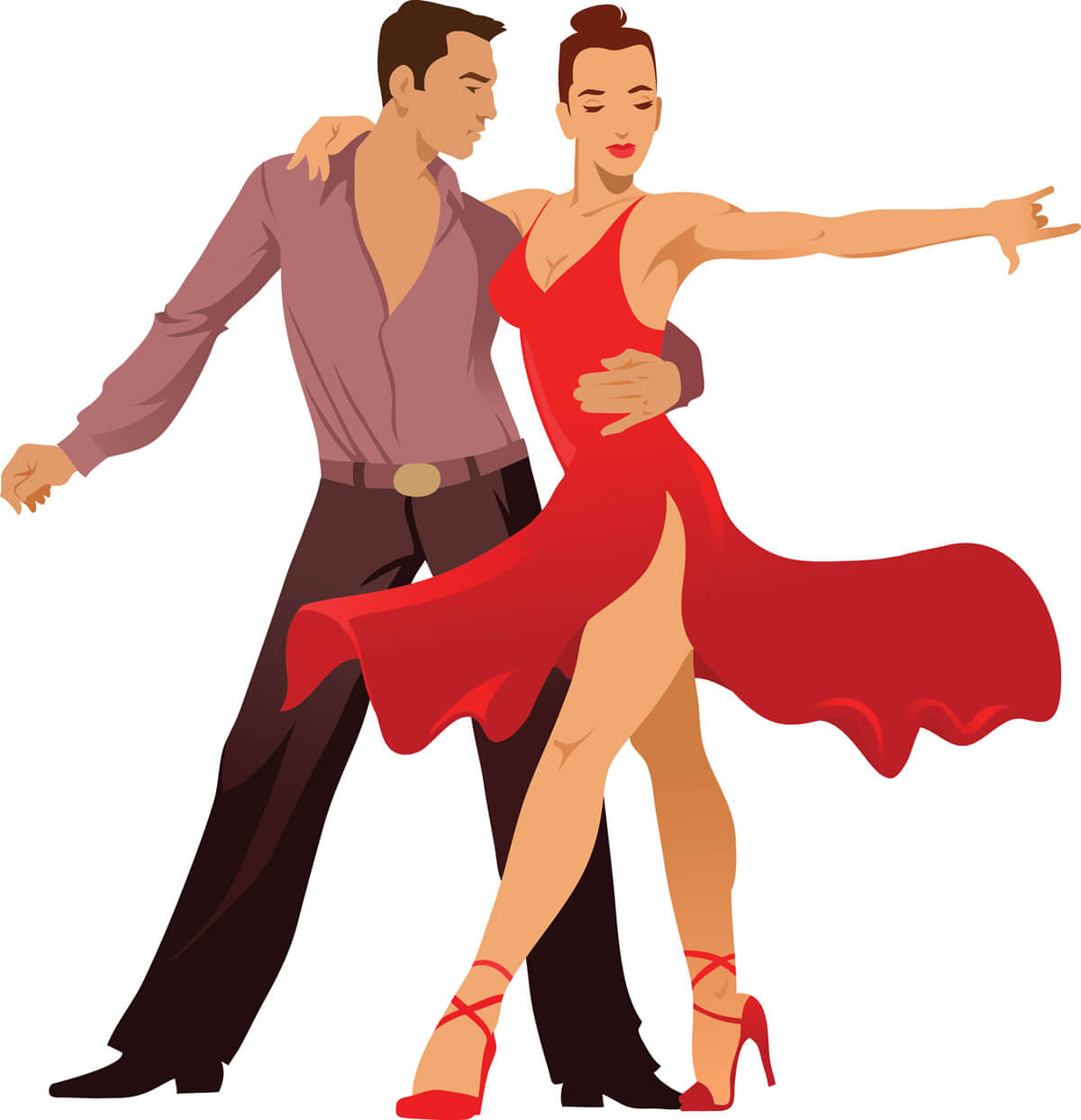 Download Taki Taki Rumba Audio: The Gallery For --> Latin Dance Clip Art