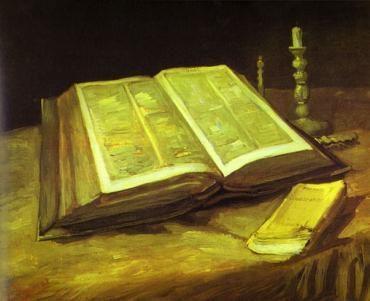 Definición de Biblia