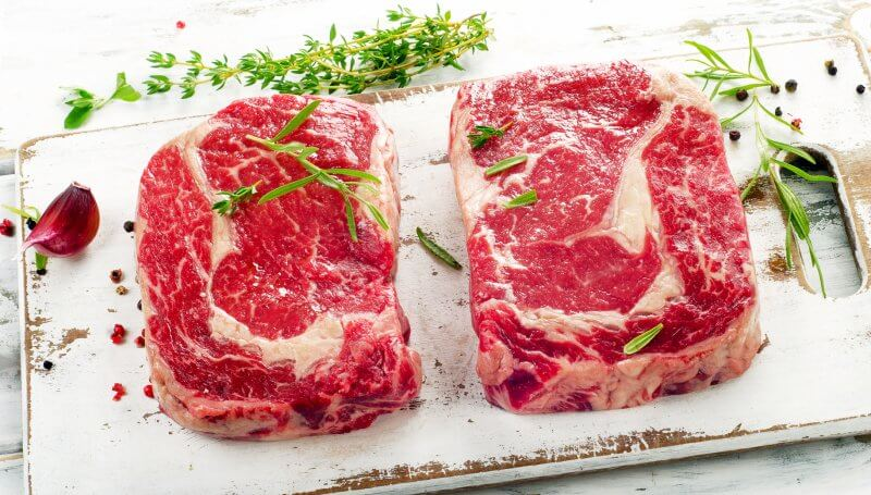 Definición de Carne Orgánica