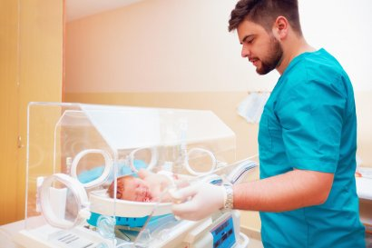 Definición de Incubadora Neonatal