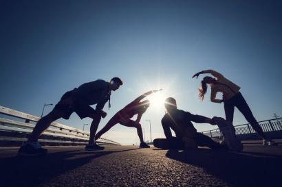 Definición de Stretching (Ejercicios de Estiramiento)