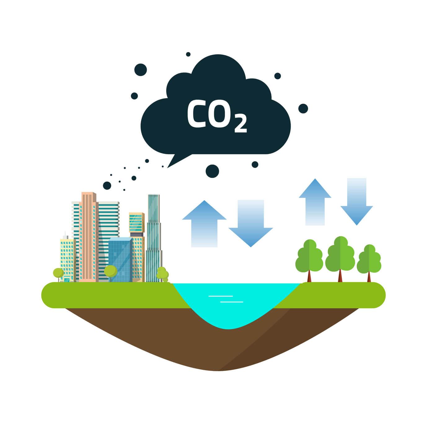 Definici n de di xido de carbono concepto en definici n abc for Molecula definicion
