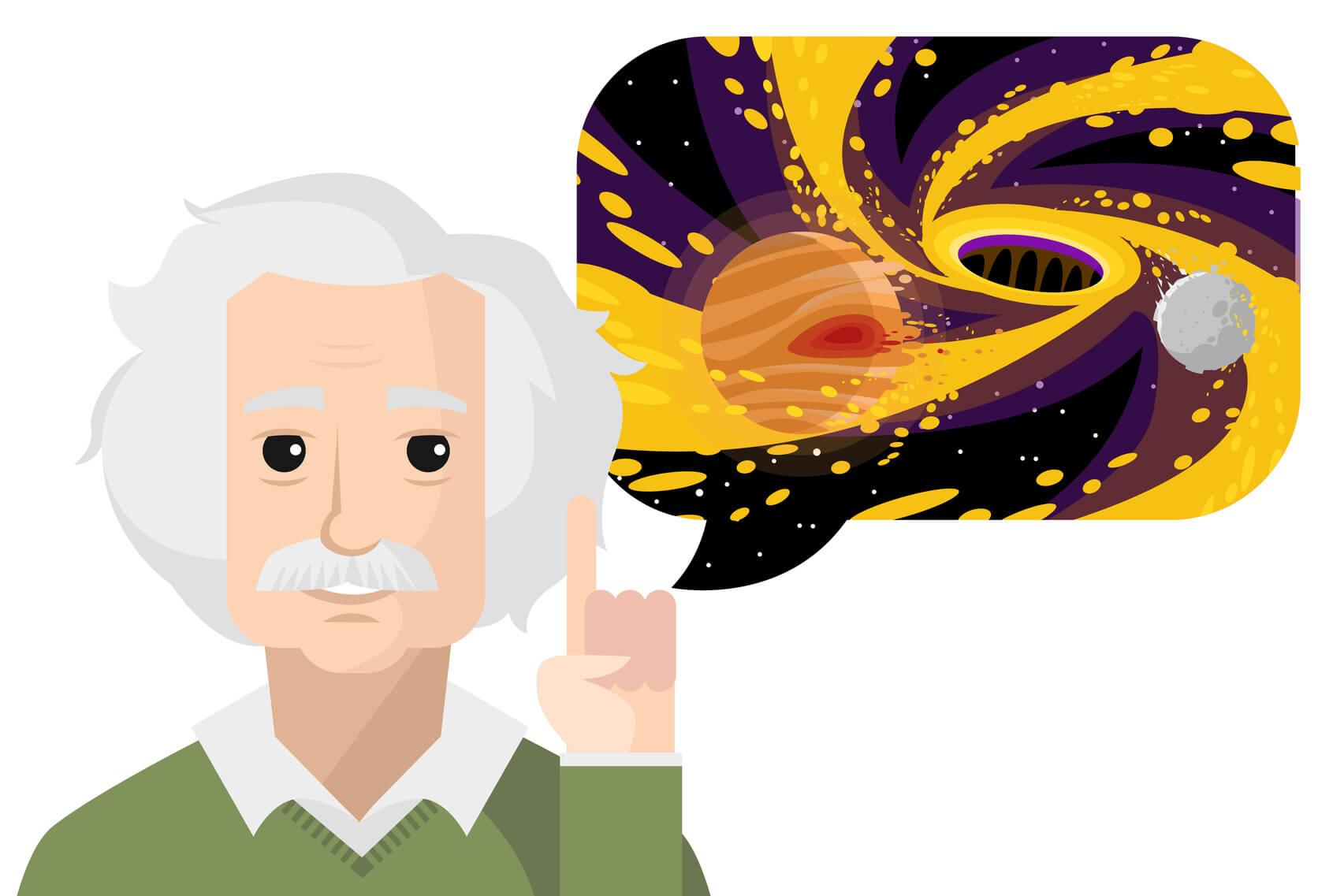teoría de la relatividad definición, concepto y qué es2) el tiempo y el espacio se dilatan de esta manera, para que la velocidad de la luz sea la misma si la ves parado o acercándote a ella, se necesita que