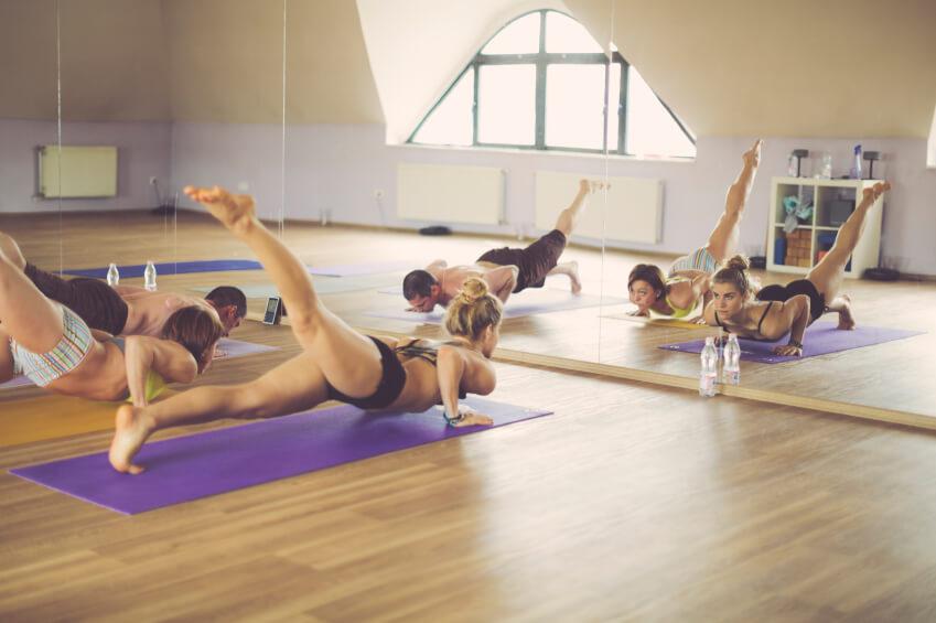 yoga definicion