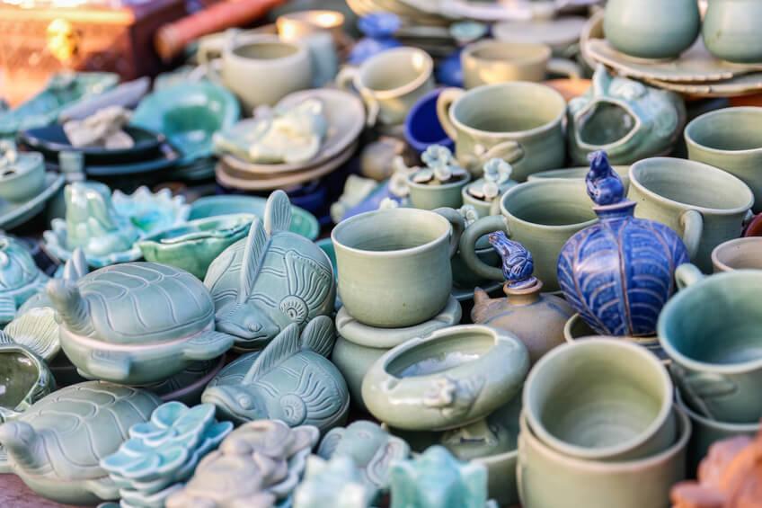 Alfarer a definici n concepto y qu es Definicion de ceramica