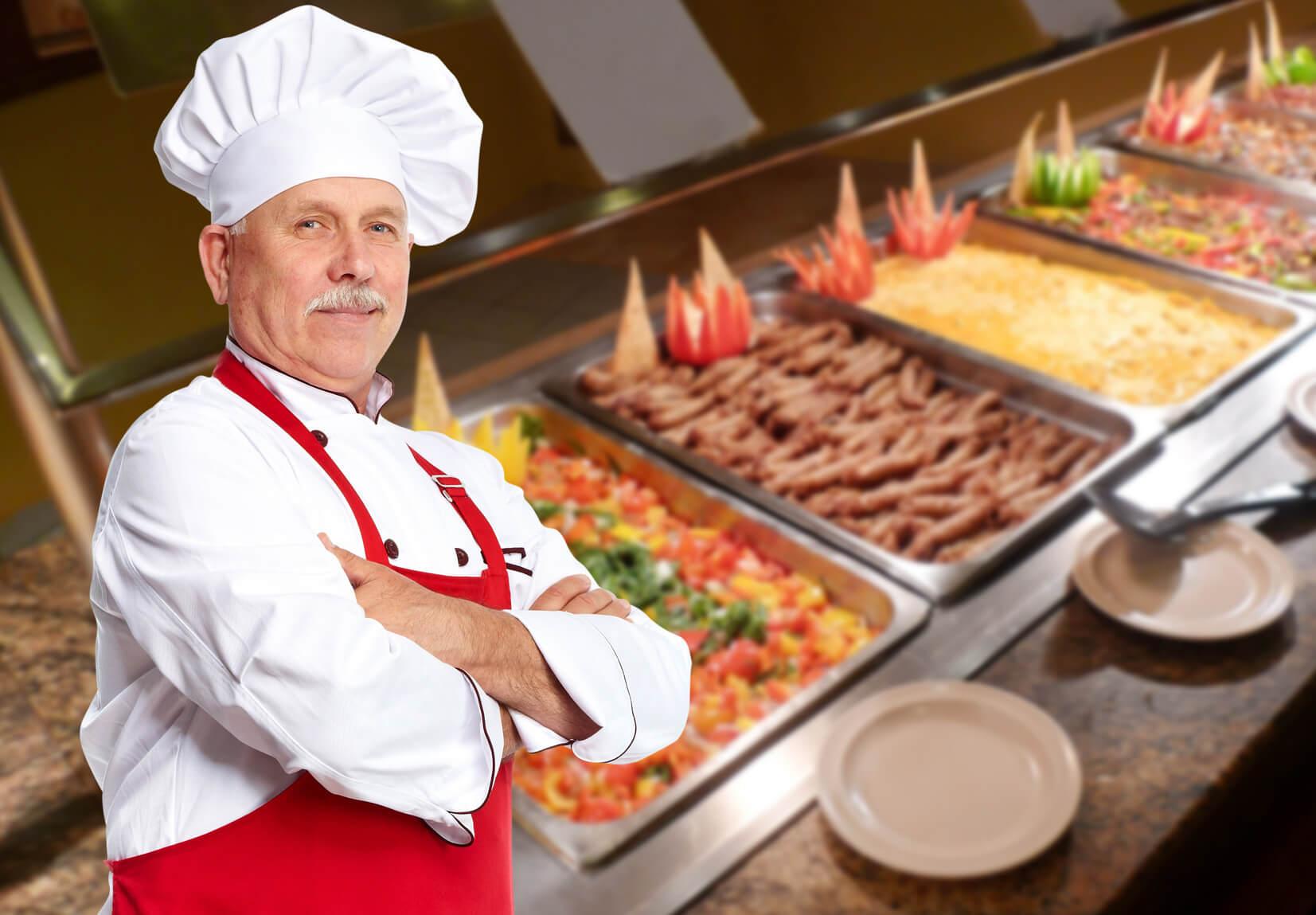 Definici n de buffet concepto en definici n abc for Definicion de gastronomia