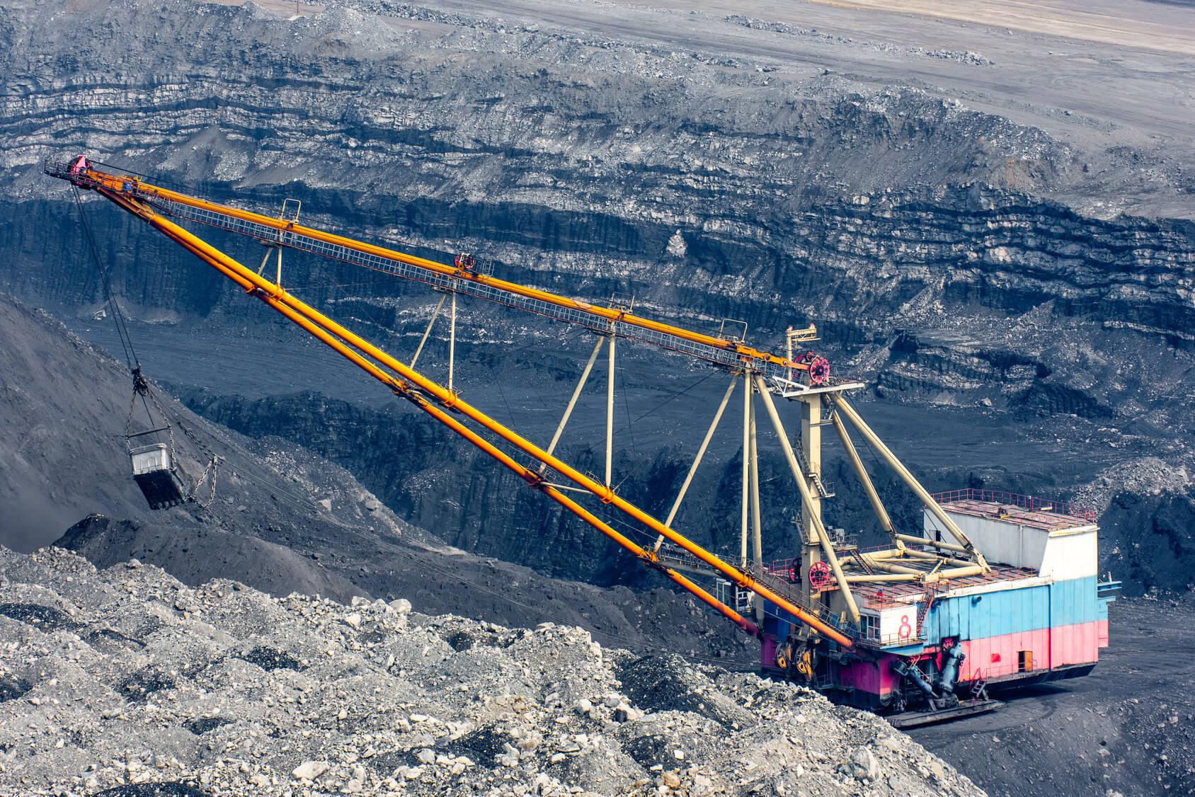 Definición De Minería A Cielo Abierto » Concepto En