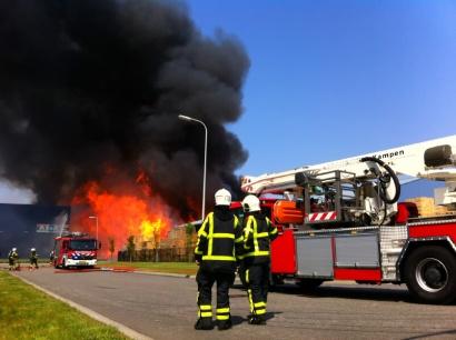 Rescate-incendio