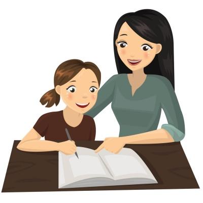 Tutoria-maestra-alumna