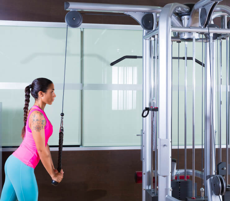 Definici n de polea concepto en definici n abc for Poleas para gimnasio