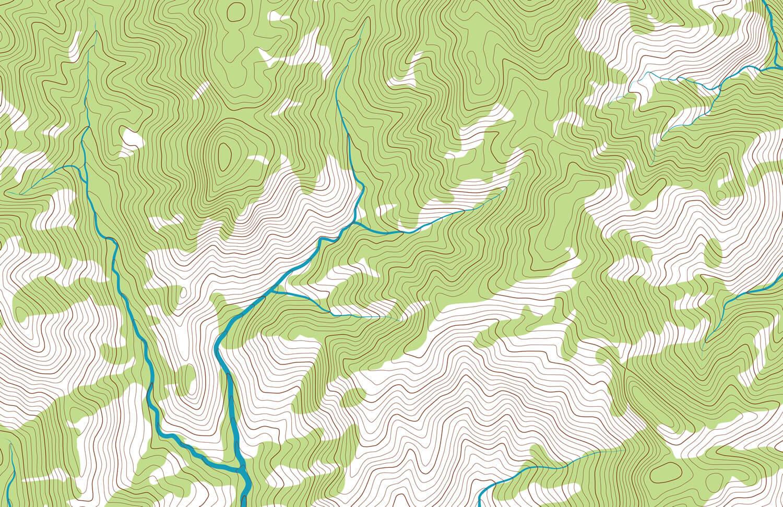 Definicion De Mapa Topografico Concepto En Definicion Abc
