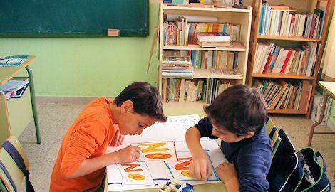 ejercicio de gramatica de primer grado