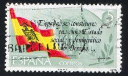 Definición de Constitución española de 1978