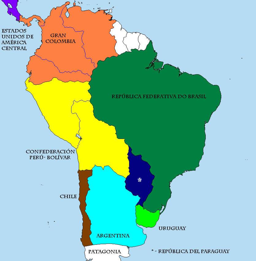 Definicion De Gran Colombia Concepto En Definicion Abc