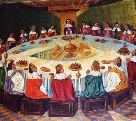 Definici n de mesa redonda concepto en definici n abc - Que es mesa redonda ...