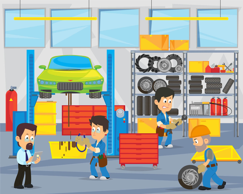 Definición de Mecánico » Concepto en Definición ABC