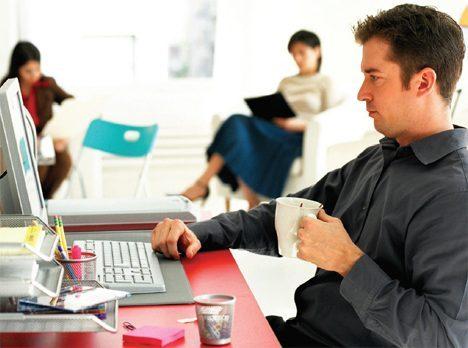 Definici n de oficina concepto en definici n abc - Oficina de trabajo ...