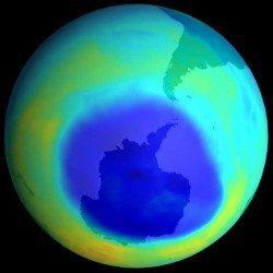 Definición de Capa de ozono