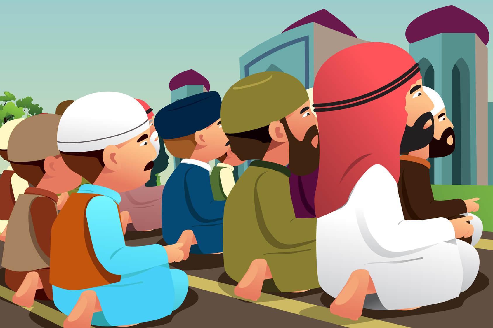 Definición De Imán Religión Musulmana Concepto En Definición Abc