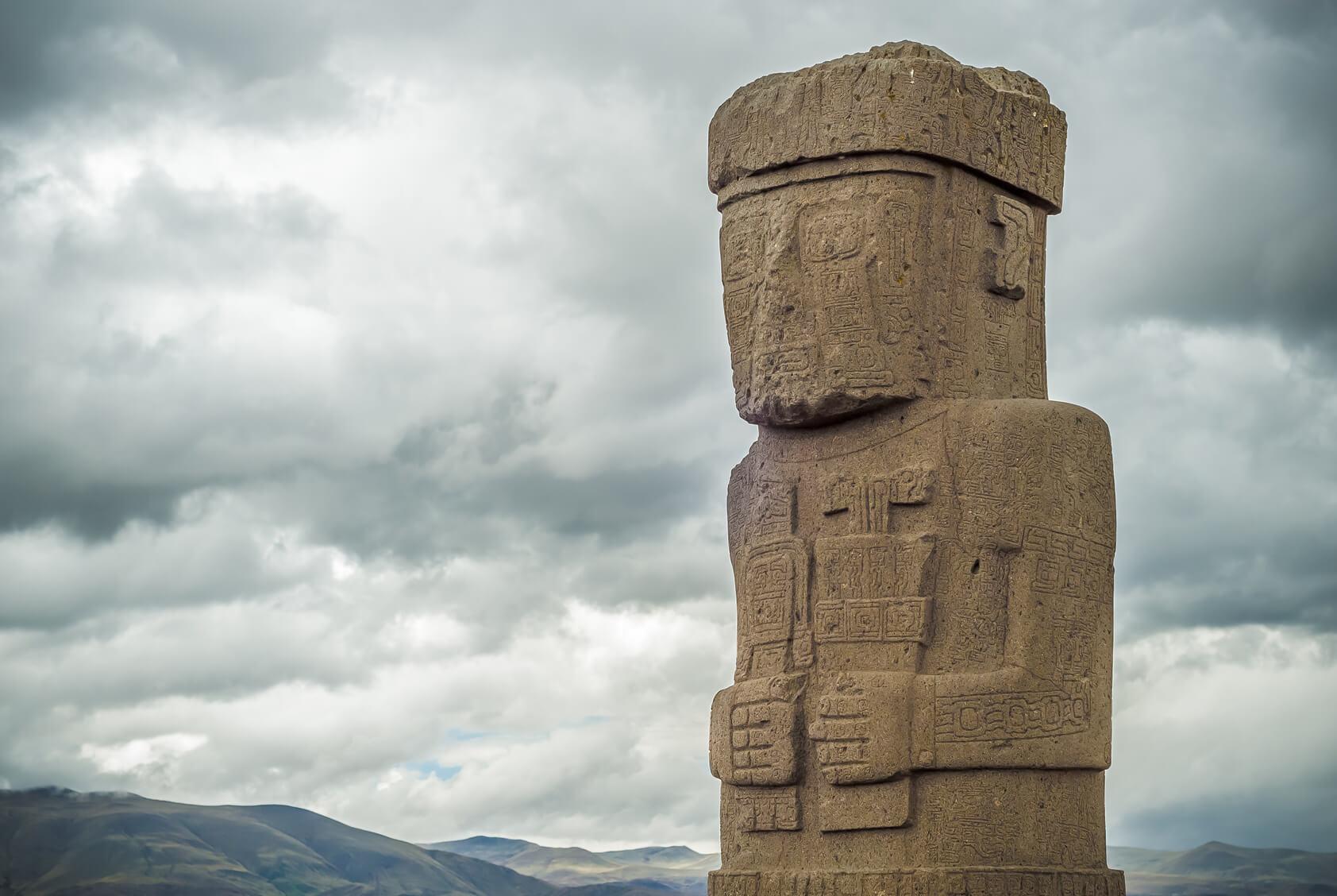 Resultado de imagen para cultura tiahuanaco