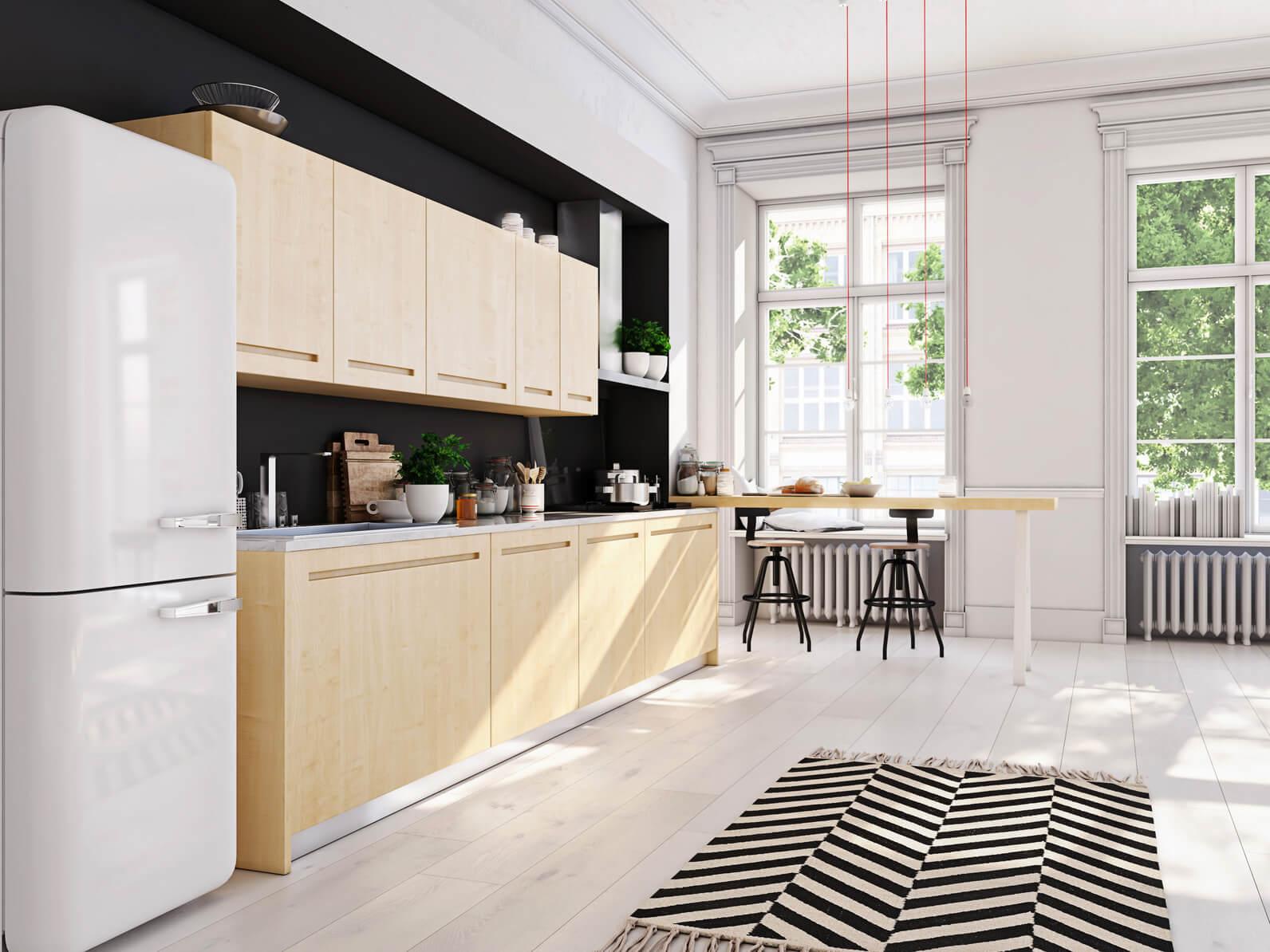 Estilo n rdico escandinavo definici n concepto y qu es - Casas estilo nordico ...