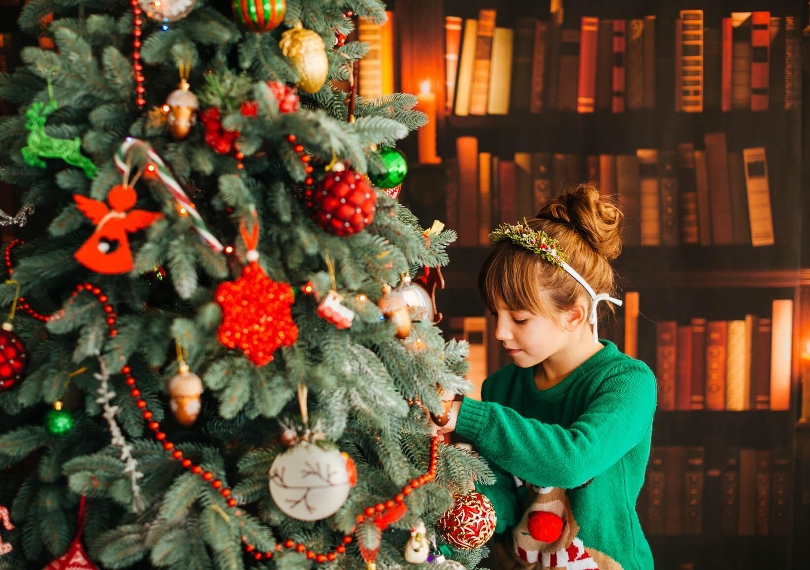 Definición de Árbol de Navidad » Concepto en Definición ABC