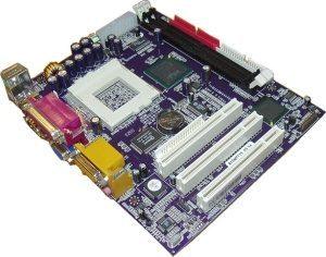 Resultado de imagen de tarjeta madre o motherboard